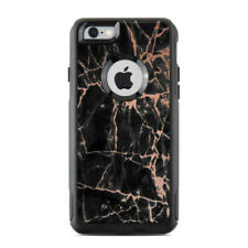 Skin for Otterbox Commuter iPhone 6/6S - Rose Quartz Marble - Sticker Decal