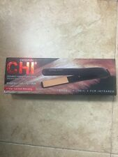 "CHI ORIGINAL CERAMIC 1"" INCH  STRAIGHTENER FLAT IRON New Open Box.     Authentic"