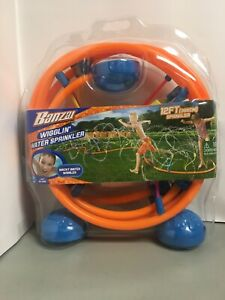 Banzai Wigglin'  Water Sprinkler - NEW