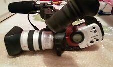 Canon xl1s, 3ccd telecamera professionale, cambio ottica 16x Zoom, 16:9 iscrizione
