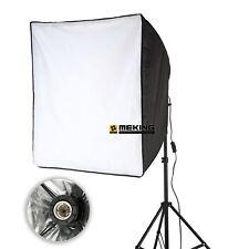 Meking Studio Lighting Softbox Video Light 75x75cm Soft Box With Light Head E27