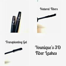Unbranded Black Mascaras with All Natural Ingredients