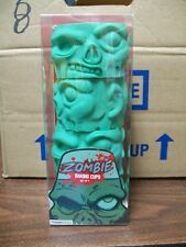 ZOMBIE BAKING CUPS - SILICOBE CUPCAKE BAKING MOLDS - SET OF FOUR #sfeb17-61a