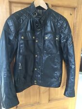 Stunning mens belstaff WAX jacket medium RRP £1000 Summer, used with tags