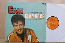 LP Elvis Presley - Clambake - German RCA Orange M-