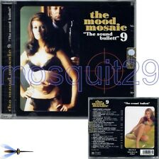 "THE MOOD MOSAIC 9 ""THE SOUND BULLETT"" RARE CD - SEALED"