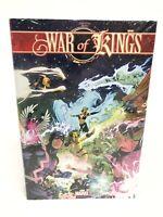 WAR OF KINGS Omnibus Inhumans X-Men Marvel Comics HC New Factory Sealed