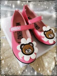 Moschino Schuhe Ballerina Teddy Größe 33 NEU 219,00 €