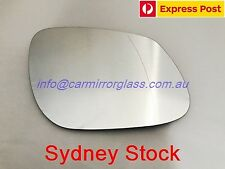 RIGHT DRIVER SIDE HEATED MIRROR GLASS FOR PORSCHE CAYENNE 2003 - 2006