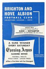 League Cup Home Team Written - on Football Programmes