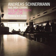FREE US SHIP. on ANY 2 CDs! USED,MINT CD Andreas Schnermann, Inga Luhning: Tell