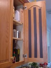 """Flexible Magnetic Strip - 2.5"""" wide - 40 """" long - Create a Magnetic Spice Rack"""