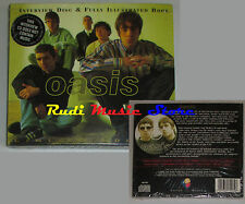 CD OASIS interview disc & fully illustrated book SIGILLATO 1996 lp dvd vhs