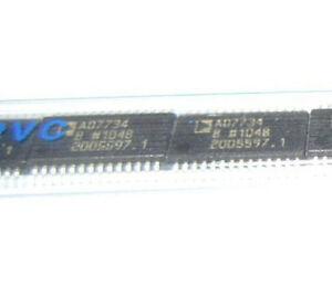 1PCS AD7734BRU AD7734B AD7734 4-Channel,High Throughput,24-Bit sigma ADC SSOP28