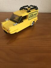 Only Fools & Horses custom built lego 1968 Reliant Regal Van