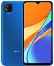 "XIAOMI REDMi 9C DUAL SIM 6.53"" 64GB ROM BLU 3GB 4G LTE ITALIA NO BRAND"