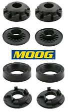 8 Coil Spring Insulators MOOG front & Rear L & R for JEEP Grand Cherokee 99-04