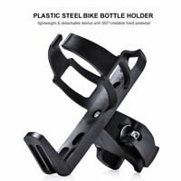 Bicycle Water Bottle Cage Holder Clamp Clip Bracket Mount For Sports Cycling