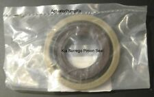 Pinion Seal Front Differential fits Kia Borrego Kia Mohave