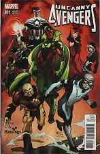 UNCANNY AVENGERS 1 VOL 2 RARE HASTINGS PASQUAL FERRY EXCLUSIVE VARIANT NM