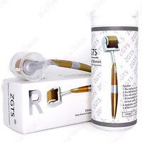 ZGTS Micro 192 Titanium Needle Skin Derma Roller Acne Anti Wrinkle Ageing Scar
