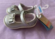 Surprize by Stride Rite Baby Girls' Ellen Sneakers - Silver