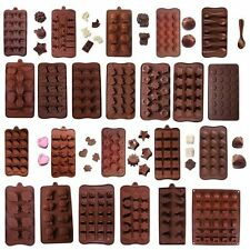 Silicone Chocolate Cake Mould DIY Decorating Moulds Candy Cookies Baking Mold