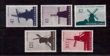 NETHERLANDS 1963 # B373/77 SET VF NH, WINDMILLS !!