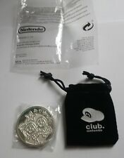 Club Nintendo Mario Luigi Goodbye Coin NEW UNUSED