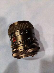 Tokina RMC 25-50mm 1:4 Lens 8209018 .
