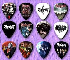 SLIPKNOT  Guitar Picks Set of 12