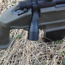 Remington 700 Black Bolt On Quick Load Knob Tactical Knob Aluminum Bolt Lift *