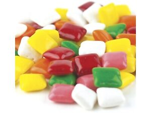 Chiclets Assorted Chewing Gum  BEST PRICE - 1 LB to 10LBS BULK - FREE SHIPPING