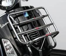 PORTAPACCHI CROMATO ANTERIORE FACO X PIAGGIO VESPA GT GTS 125 200 250 300 SUPER