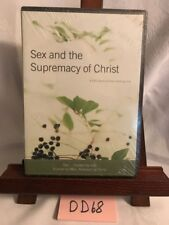 Sex and the Supremacy of Christ DVD SET! BRAND NEW! FREE SHIPPING! DD68