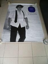 AFFICHE LANVIN RAFAEL NADAL 4x6 ft Shelter Original Vintage Fashion Poster