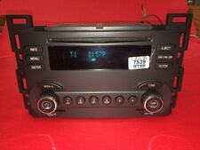 New~Unlocked 2005-2008 Chevy Malibu Cd Radio - Plug & Play U1C