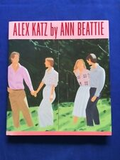 ALEX KATZ - FIRST EDITION SIGNED BY ANN BEATTIE