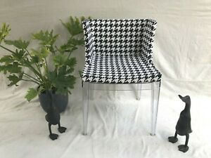 """KARTELL  """" MADEMOISELLE """" CHAIR WITH ARMS  BY PHILLIPE STARCK  -  EUC"""