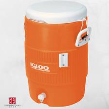 Water Cooler Jug IGLOO 5 Gallon Heavy Duty Beverage Dispenser Sports