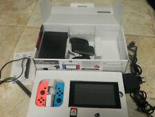 Nintendo Switch + Mario Party, 64 Gb Speicherkarte OVP gutem zustand