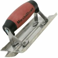 Marshalltown M180D Concrete Groover Trowel Stainless steel 6 x 3 inch Hand Tools