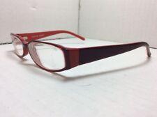 Women's Designer Eyeglasses FRAMES Anadia Scarlet 52[]14 135