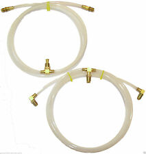 1966 1967 Olds Cutlass 442 F85 Convertible Top Hose Set