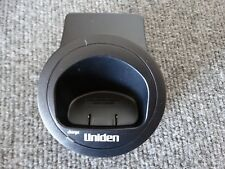 Uniden Phone Charging Cradle Txc580 For Cordless Telephone Handset, Cradle Only