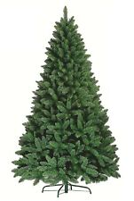 6ft Premium Green Artificial Christmas Xmas Tree With Pine Metal Stand 6ft High