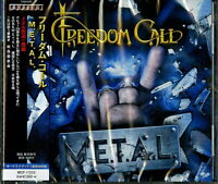 FREEDOM CALL-M.E.T.A.L.-JAPAN CD F83