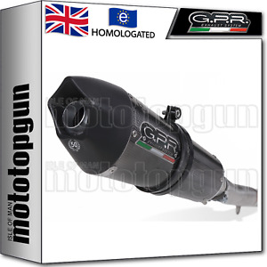 GPR EXHAUST HOM GPE ANNIVERSARY POPPY CAN AM SPYDER 1000 RT - RTS 2012 12