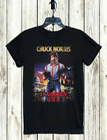 INVASION USA MOVIE T-SHIRT XS-5XL UNISEX FREE SHIPPING CULT RETRO CHUCK NORRIS