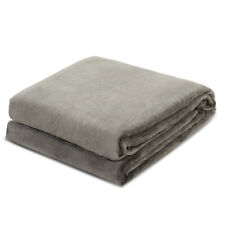 """60""""x80"""" Heavy Gravity Sensory Weighted Blankets Queen/King Size with Glass Beads"""